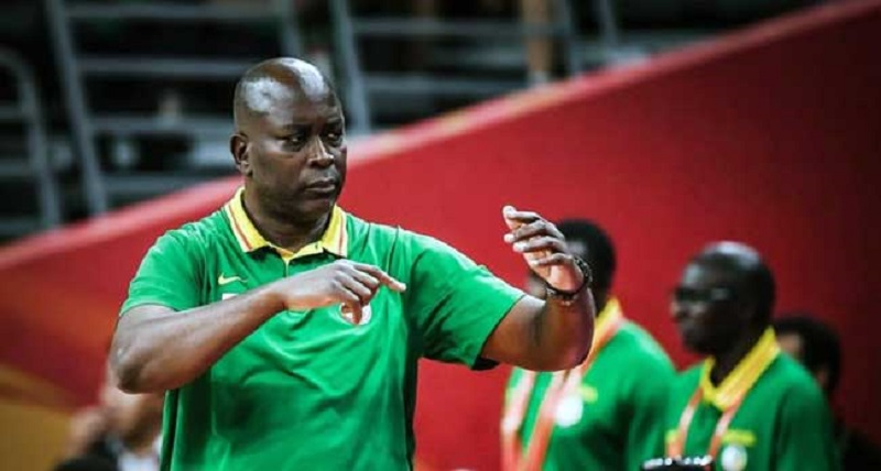 """Moustapha Gaye, sélectionneur des """"Lionnes"""" : « On va faire un bon tournoi »"""