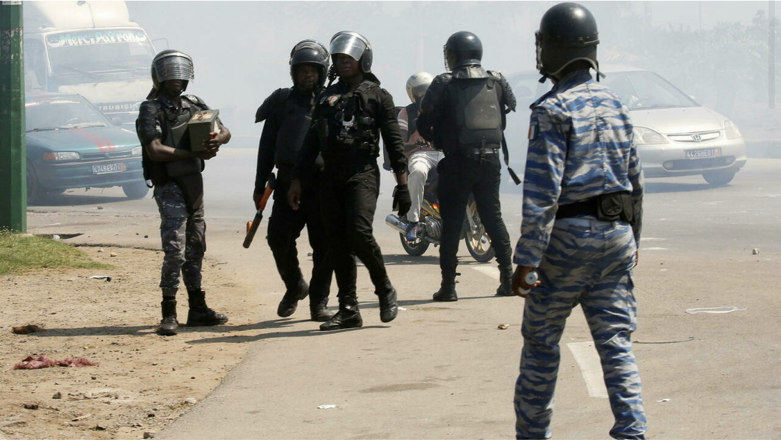 Côte d'Ivoire: une quarantaine de policiers déférés pour corruption