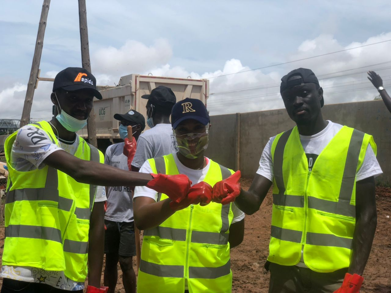 L'Alliance pour le développement de Somone et ses partenaires mènent des opérations de nettoyage, de reboisement et de sensibilisation