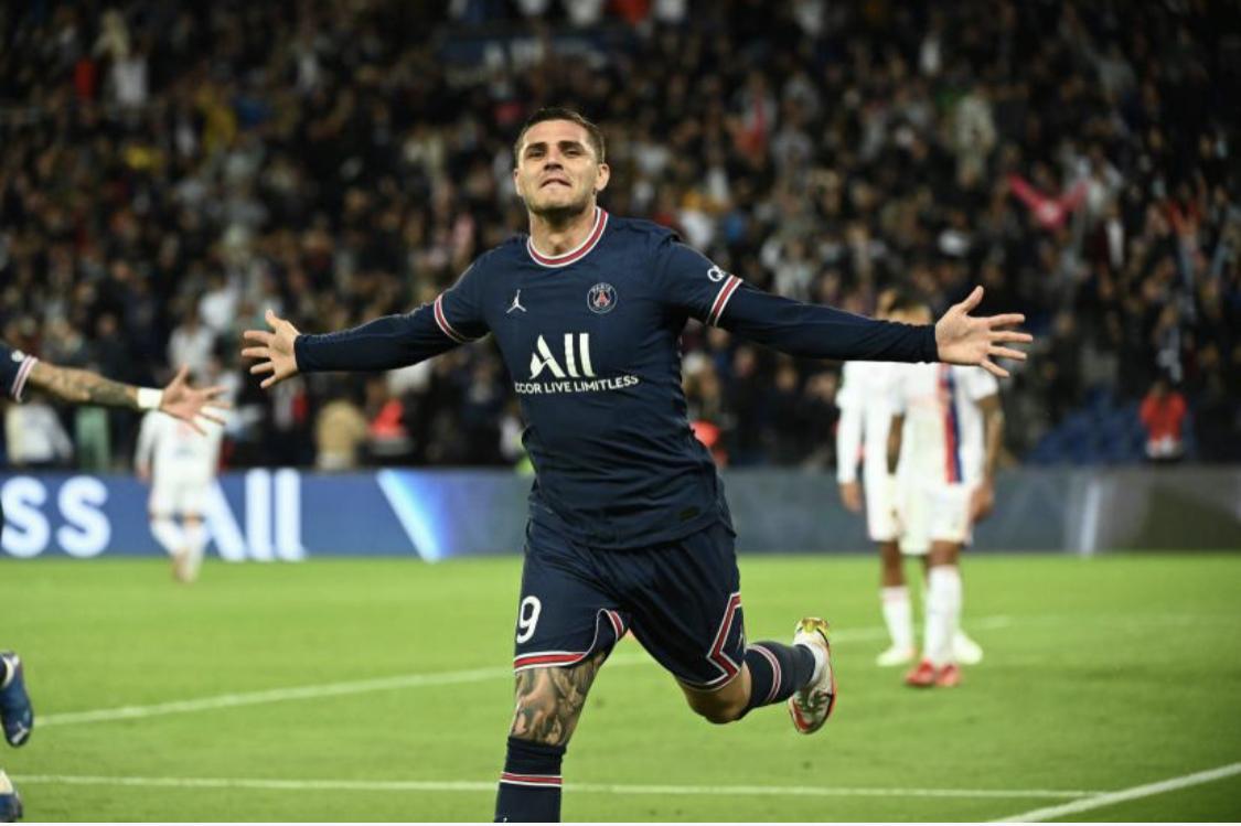 Ligue 1: le PSG s'impose sur le fil contre l'OL