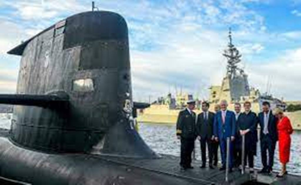 Sous-marins: la situation ne s'apaise pas entre la France et les pays de l'alliance Aukus