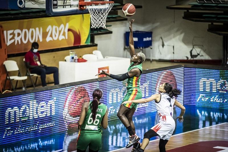 Afrobasket féminin 2021 : le Sénégal bat l'Egypte et se qualifie en quarts de finale