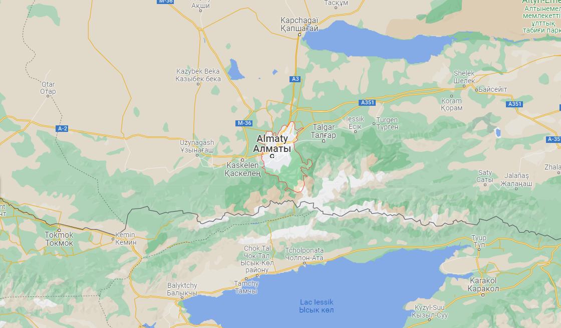 Kazakhstan : cinq morts à Almaty dans une fusillade avec la police