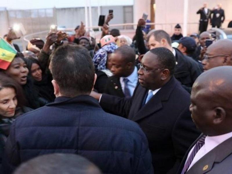 Tiraillements à l'accueil de Macky Sall à New York: deux blessés enregistrés, un policier américain reçoit un coup au visage
