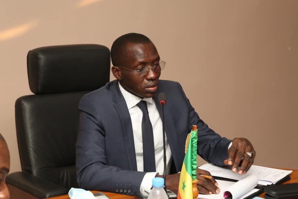 Maguette Sène, désigné meilleur maire du Sénégal, d'après un sondage