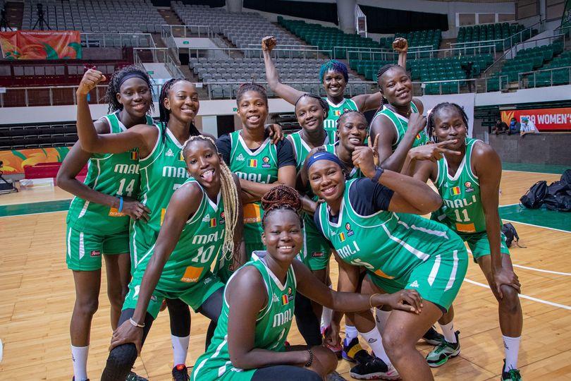 Afrobasket Féminin 2021: le Mali s'impose sur le fil contre le Cameroun (52-51) et se qualifie en finale