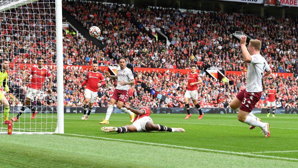 Manchester United rate la 1ère place de Premier League en s'inclinant à Aston Villa