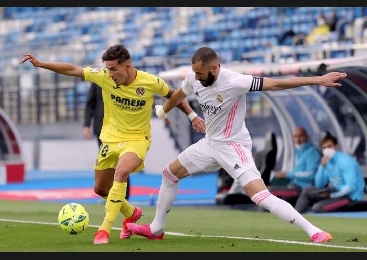 Liga : le Real Madrid concède le match nul face à Villarreal