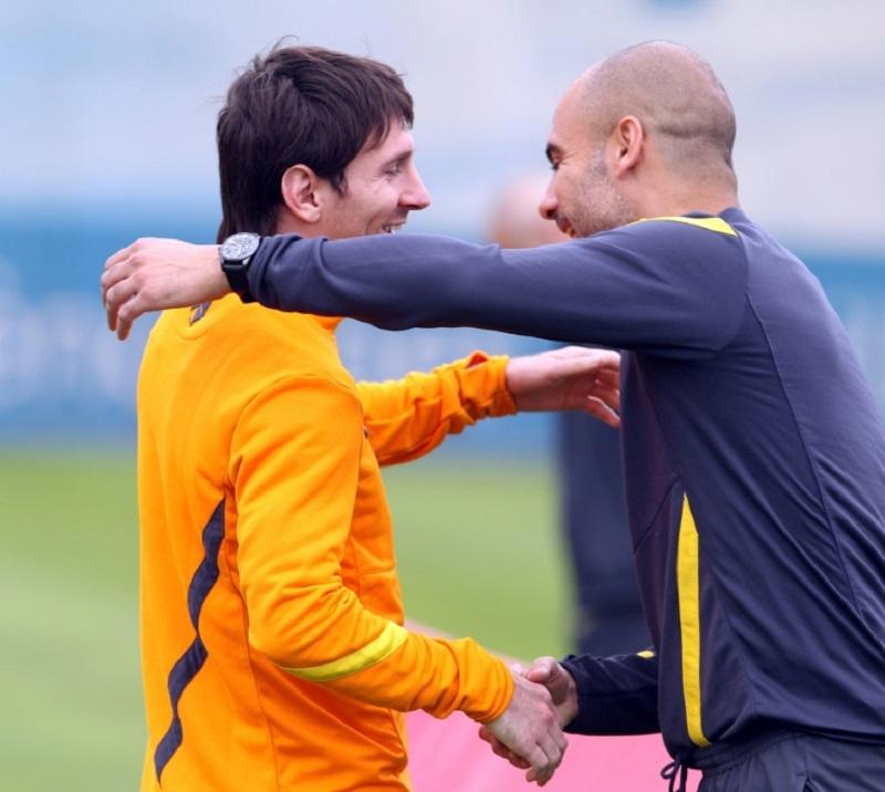 C1: Messi-Guardiola, comme ils se retrouvent