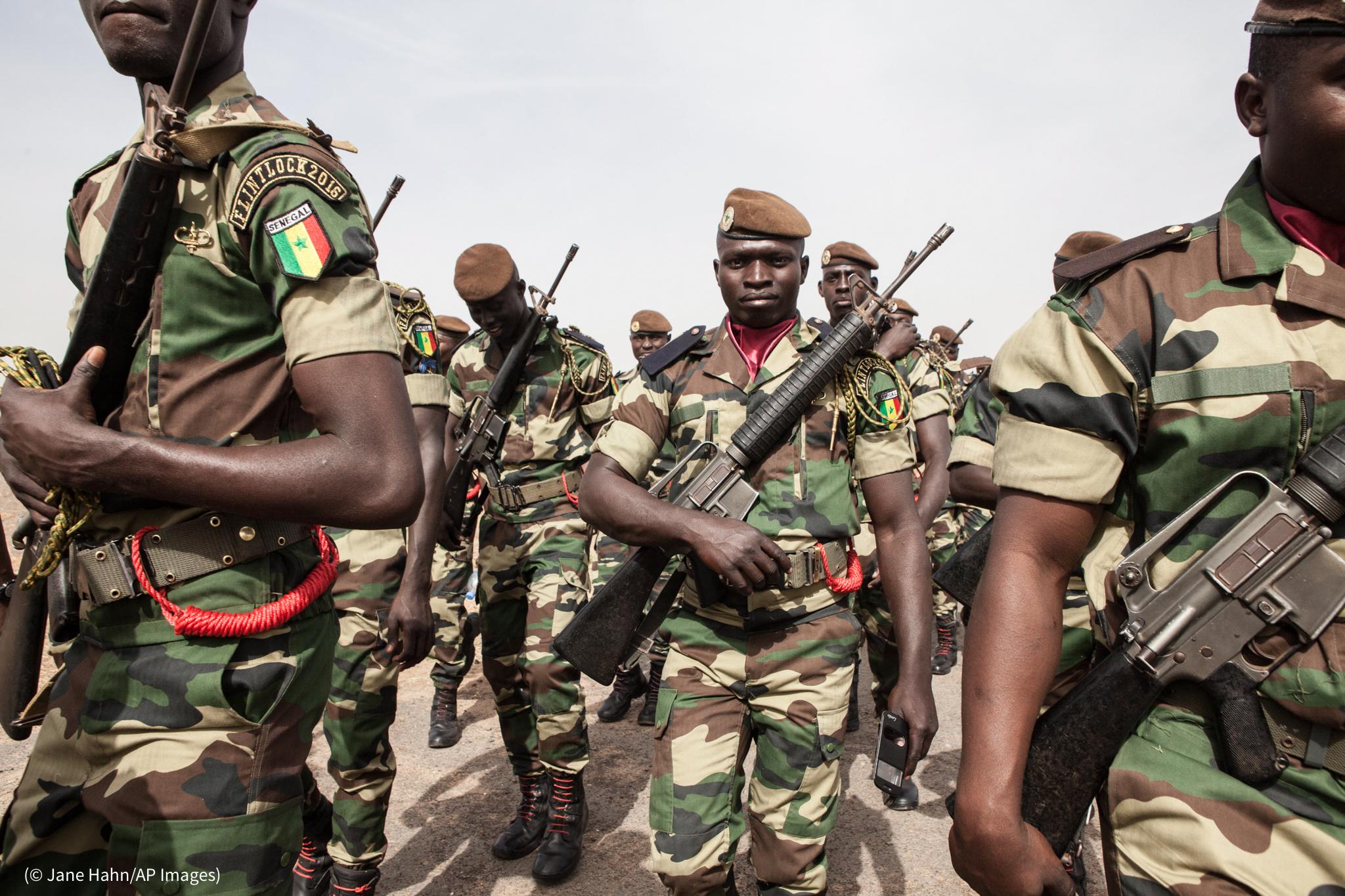 Sécurisation des frontières contre le terrorisme: 99 gendarmes sénégalais outillés par département d'Etat américain