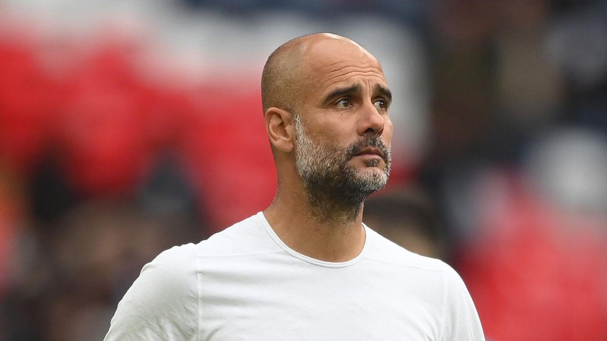PSG-Man City: la Compo très offensive de Guardiola sans véritable 9