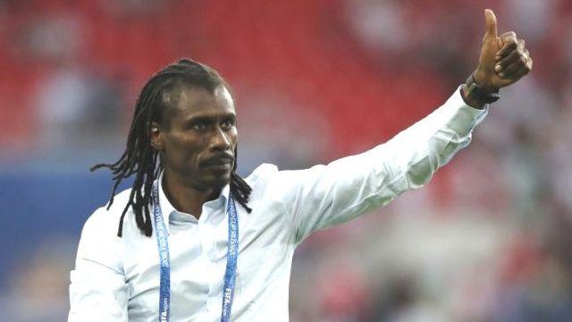 Équipe nationale du Sénégal: Aliou Cissé reste jusqu'en 2023
