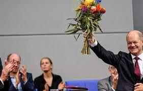 Allemagne: les Verts en faveur d'une coalition avec les sociaux-démocrates et les libéraux
