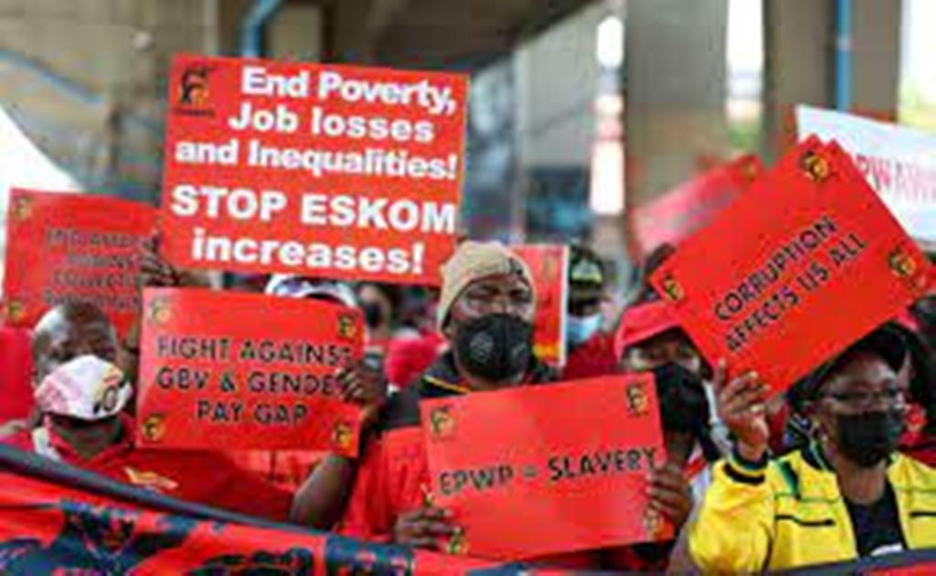 Afrique du Sud: mobilisation en demi-teinte à l'appel de la Cosatu