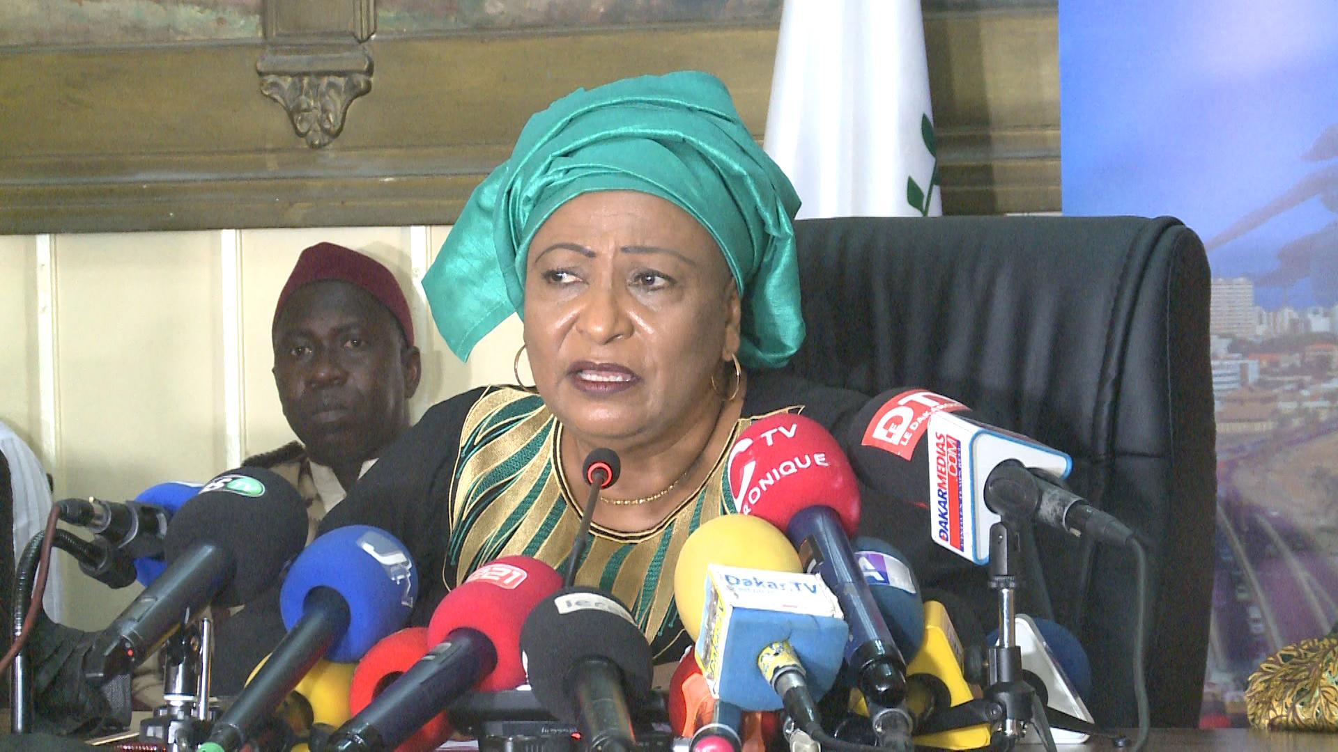 """""""Les femmes sénégalaises sont les véritables précurseurs de l'Economie sociale et solidaire"""", selon Soham El Wardini:"""