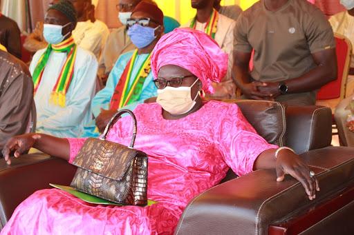 Locales 2022: Aminata Assome Diatta investie à la mairie de Keur Massar Nord