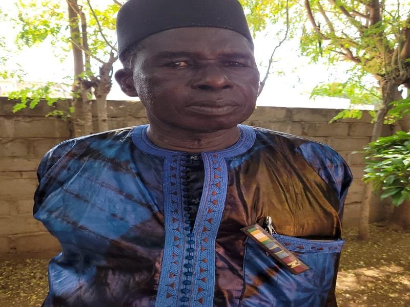 Yenne : le gendarme en retraite Sidiya Ndoye élu chef du quartier de Nditakh