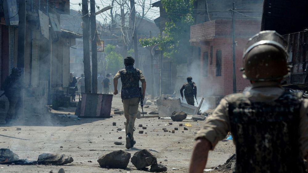 Cachemire indien: cinq soldats tués par des rebelles