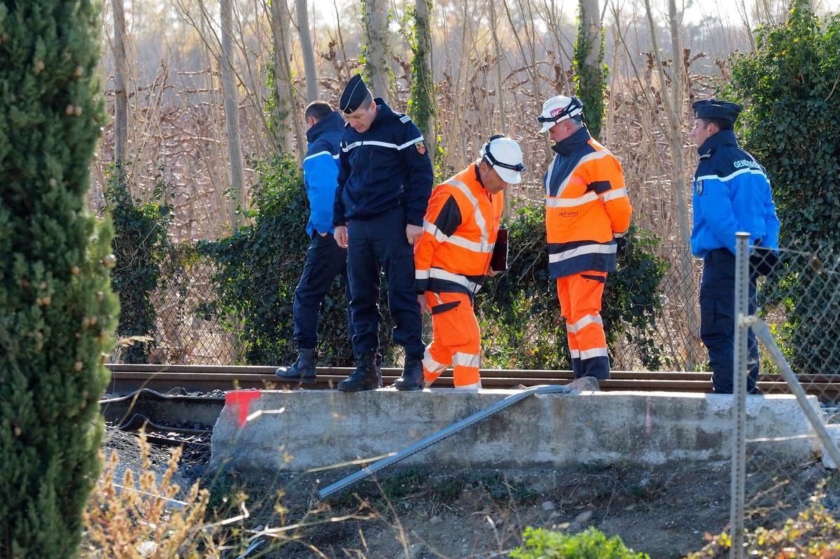 France: trois personnes, «possiblement des migrants», meurent percutées par un train à Saint-Jean-de-Luz