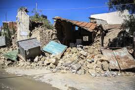Grèce: séisme de 6,3 au large de l'île de Crète