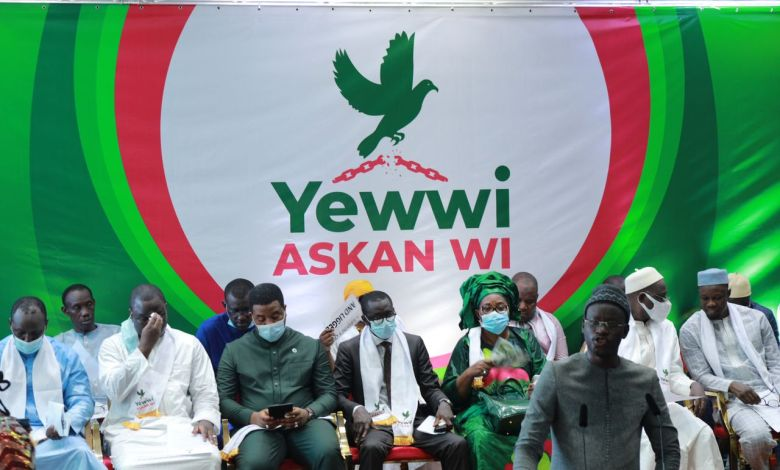 Attaques contre Sonko: Yewwi Askan Wi condamne et accuse le régime de Macky