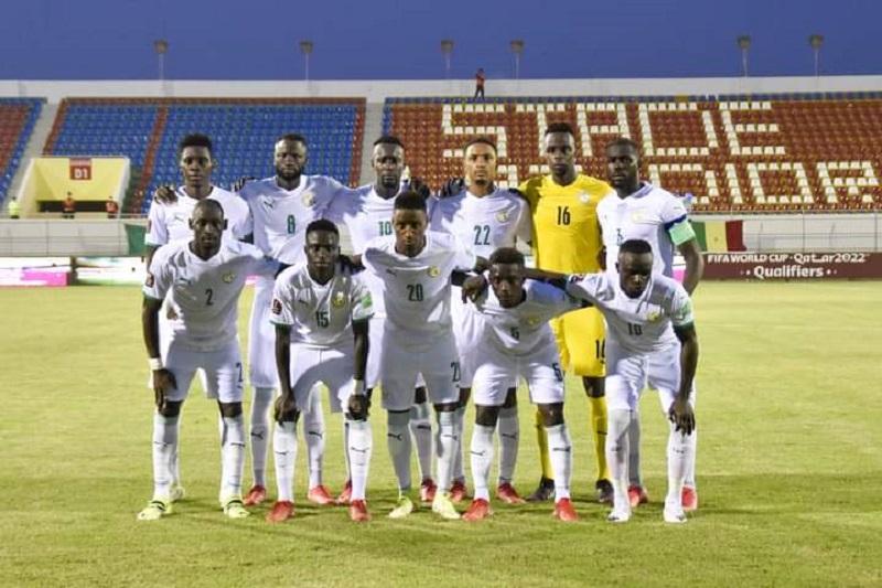 Qualifs Mondial 2022 : le Sénégal s'offre la Namibie et décroche sa qualification pour les barrages