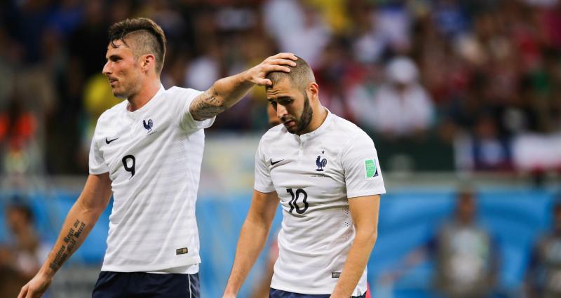 Équipe de France: Giroud revient sur sa brouille avec Mbappé et accuse les médias d'installer une rivalité entre lui et Benzema