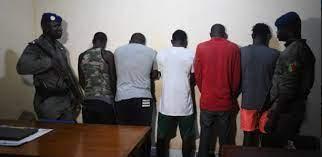 Dakar: 436 individus interpellés, un réseau de trafiquants de produits pétroliers démantelé par la Gendarmerie
