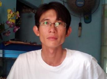 Le blogueur Dinh Nhat Uy, dont le procès doit s'ouvrir ce 30 octobre. DR