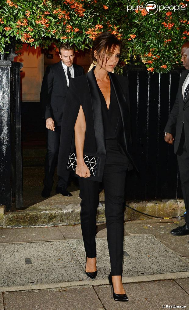 Look de la Semaine - Fashion Week : Victoria Beckham et Kate Moss s'affrontent