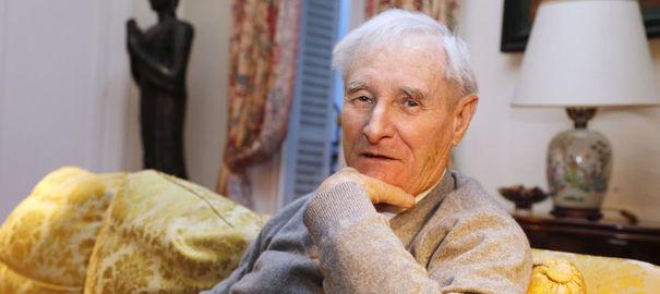 France : l'écrivain Gérard de Villiers est mort à l'âge de 83 ans