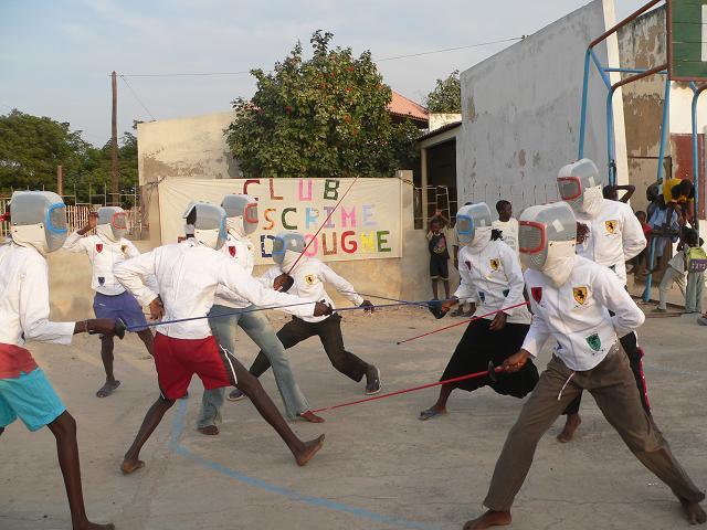 Escrime: Dakar abrite l'AG de la Confédération africaine