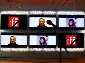 Assassinat des envoyés spéciaux de RFI: «Continuer, c'est le meilleur hommage qu'on puisse leur rendre»