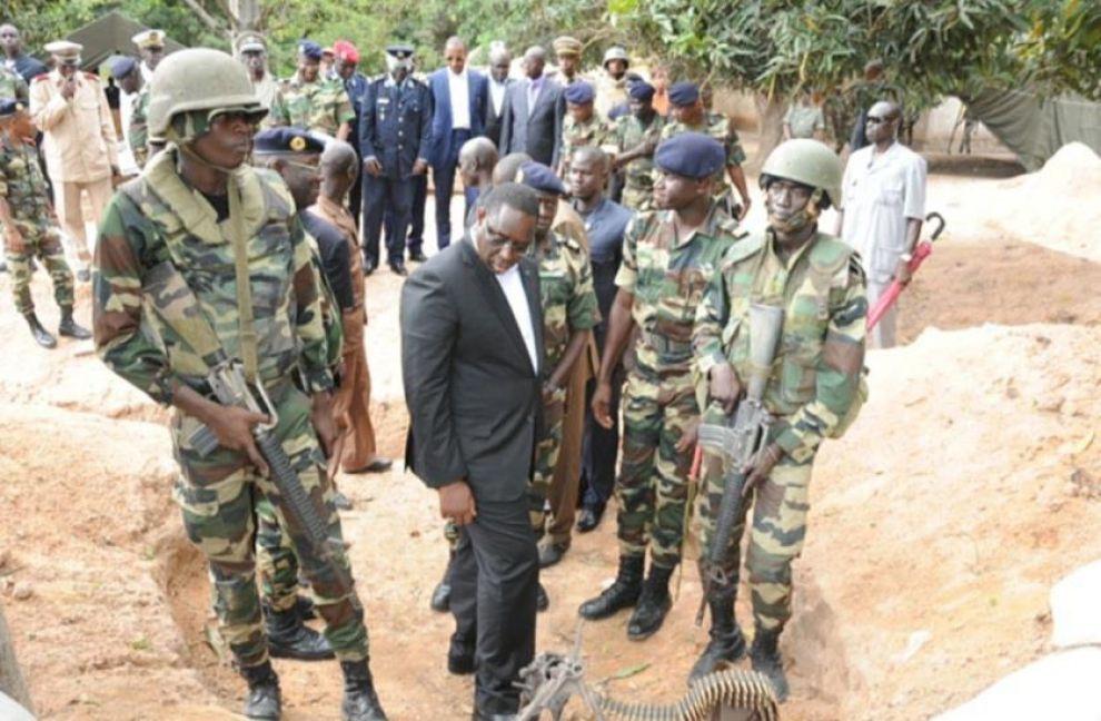 Débandade de terroristes d'AQMI : le président Sall ferme ses frontières