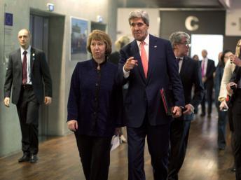 Nucléaire iranien : prolongation des discussions d'un jour