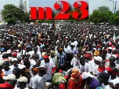 Les jeunes du M23, toujours des sentinelles