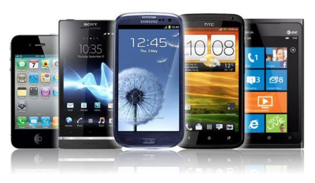 Mobilité : 5,6 milliards d'abonnements Smartphones dans le monde d'ici 2019