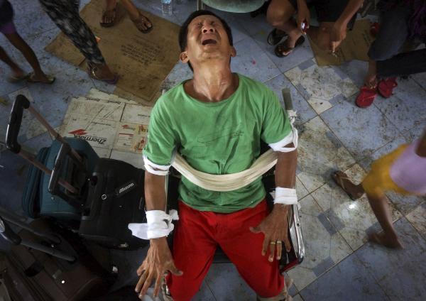 Philippines: l'effort humanitaire perturbé par le chaos ambiant
