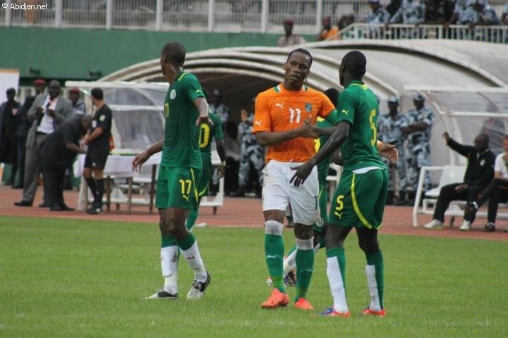 Sénégal vs Côte d'Ivoire Jour J : 17 victoires pour les « Eléphants » ou 4 pour les « Lions » ?