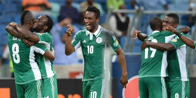 Mondial 2014: le Nigéria premier qualifié de la zone Afrique