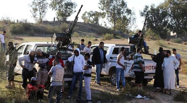 Le numéro deux du renseignement libyen enlevé