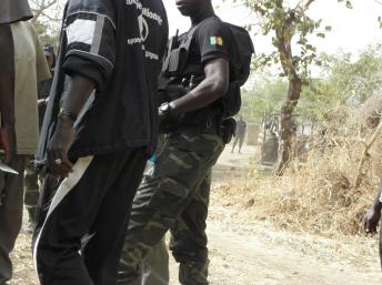 Armée camerounaise. RFI/Sarah Sakho