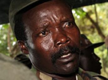Joseph Kony, leader du LRA, l'Armée de Résistance du seigneur. AFP