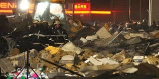 Lettonie: au moins 33 morts après l'effondrement du toit d'un supermarché à Riga