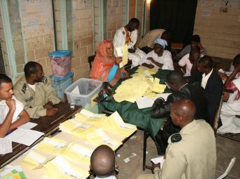 Mauritanie: des partis d'opposition créent une commission pour pister les anomalies du scrutin