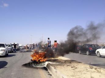 Libye: affrontements entre l'armée et Ansar al-Charia à Benghazi