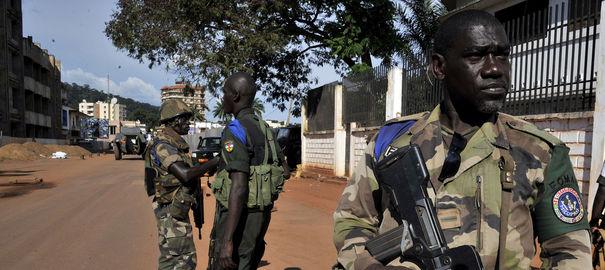 Centrafrique: l'armée française attendue pour ouvrir la voie à la force africaine