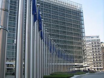 Le bâtiment Berlaymont, siège de la Commission européenne, à Bruxelles. (cc) Wikimédia/JLogan