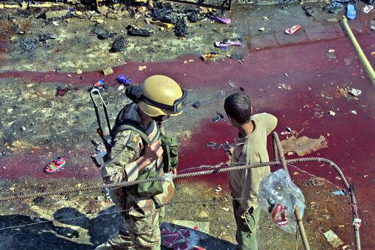 Irak: 18 cadavres retrouvés à Bagdad