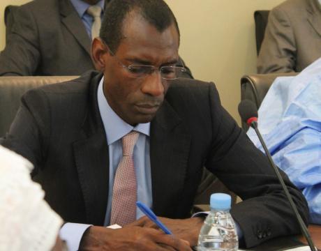 Budget 2014-Assemblée nationale : 7 milliards de plus pour Abdoulaye Daouda Diallo chargé par Aïda Mbodj et Thierno Bocoum